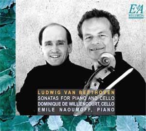 Beethoven, Sonates pour cello et piano, Inoubliable voyage