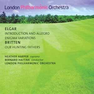 L'efficacité du concert: Bernard Haitink dirige Elgar et Britten