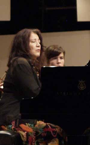 «Le piano en majesté»Nuit du piano: Martha Argerich rend hommage à Friedrich Gulda