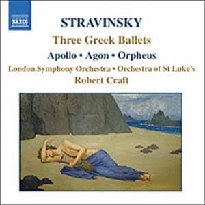 Les ballets grecs de Stravinsky