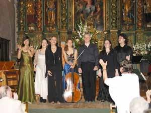 Festival du Baroque du Pays du Mont-Blanc