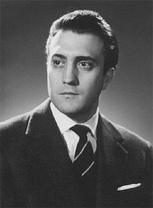Piero Cappuccilli (Trieste 9-11-1929 - Trieste 11-7-2005)