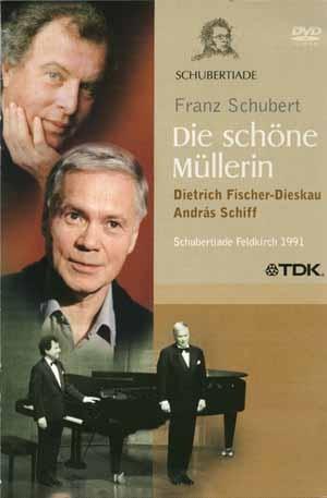 Une heure à nulle autre pareille… La Belle Meunière  par D.Fischer-Dieskau et A. Schiff.