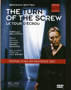 The Turn of the screw (Le Tour d'écrou)