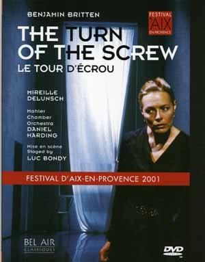 The Turn of the screw (Le Tour d'écrou)