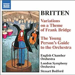 Œuvres orchestrales de Britten