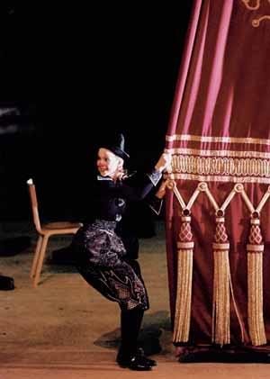 Orphée et Eurydice en roue libre.