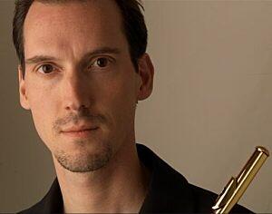 I.Toon Fret, flûtiste de l'Ensemble Oxalys
