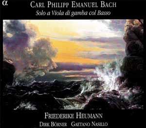 Carl Philipp Emmanuel Bach: aux sources de l'Empfindsamkeit