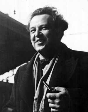 Arthur Honegger - Photo (c) DR