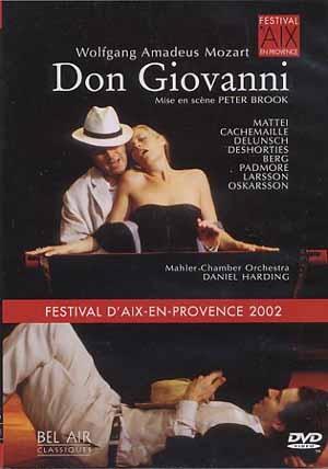 Don Giovanni Aix 2002: Niveau inégal