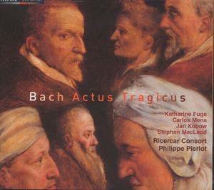 Cantates de Bach dirigées par Philippe Pierlot