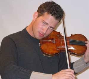 Nikolaj Znaider et l'orchestre national de Belgique