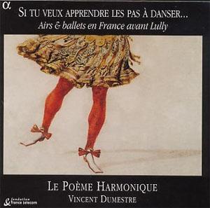 Le poème harmonique: jubilatoire!