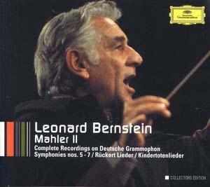 Leonard Bernstein dirige Gustav Mahler