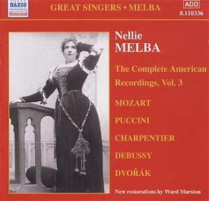 Nellie Melba, les chemins tortueux de l'imagination