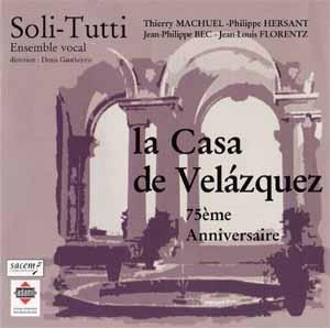 75ème Anniversaire de la Casa Velazquez