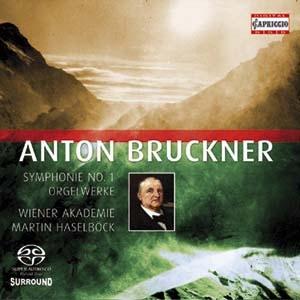 Anton Bruckner,première étape pour Martin Haselböck