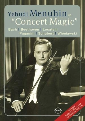 Concert Magic, Menuhin s'invite chez vous