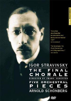 Igor Stravinsky, The Final Chorale Les images pour le dire
