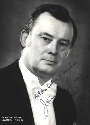 James King (Dodge City, Kansas 22-5-1925 – Naples, Floride 21-11-2005)