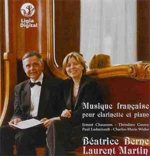 Musique française pour clarinette et piano: La vie rêvée des anches…