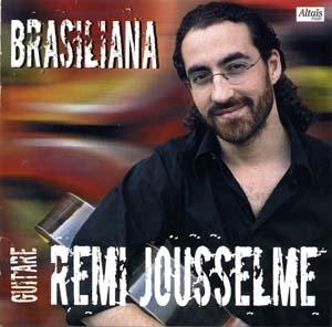 Brasiliana par Rémi Jousselme