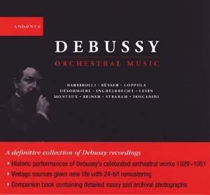 Claude Debussy: des interprétations aussi proches que possible du compositeur