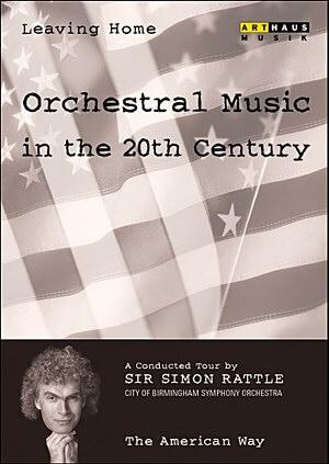 Simon Rattle Vol 5 Histoire musicale des Etats-Unis