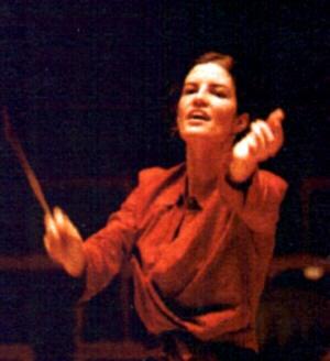 Graziella Contratto, Chef d'orchestre