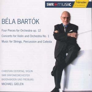 Gielen dirige Bartok