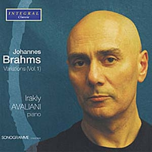 Les variations de Johannes Brahms par Irakly Avaliani: exercice de style périlleux