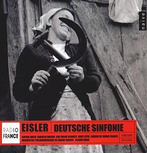 La Deutsche Sinfonie d'Hanns Eisler