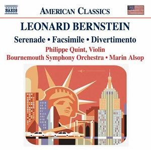 Leonard Bernstein Serenade Facsimile Divertimento