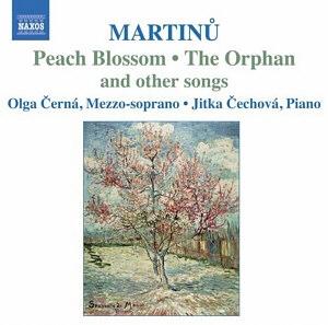 Chansons de Bohuslav Martinů
