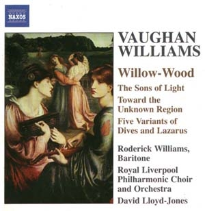 Ralph Vaughan Williams : un point de plus pour sa notoriété internationale…