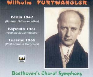 Wilhelm Furtwängler, Trois hommes et un destin