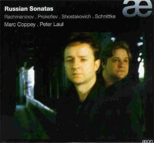« Russian Sonatas » pour Cello / Piano