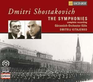 Dmitri Chostakovitch Intégrale des Symphonies Pour l'Histoire!