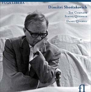 L'intégrale des quatuors de Dimitri Chostakovitch