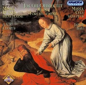 Jacob Obrecht, maître dans l'art de la polyphonie, ou l'invitation à la méditation
