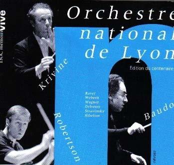 Lyon, parcours d'orchestre