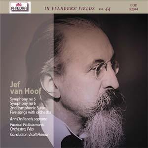 Jef van Hoof, un compositeur post-romantique flamand à découvrir