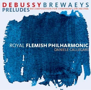 Debussy recomposé?