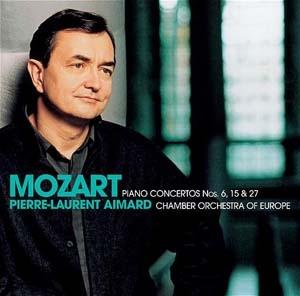 Passage par la case Mozart pour Pierre-Laurent Aimard