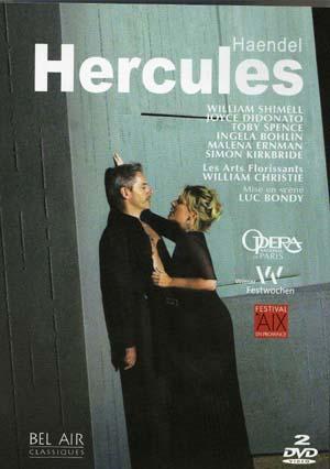 Georg Friedrich Händel: Hercules (2 DVDs) - jpc
