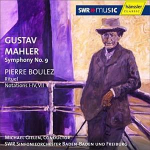 Gustav Mahler et Pierre Boulez