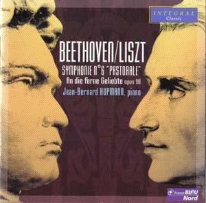 Beethoven Liszt Hupmann