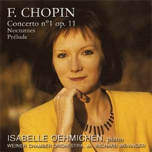 Isabelle Oehmichen joue Frédéric Chopin