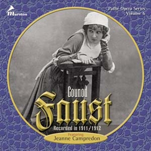 Le tout premier Faust intégral en français de l'histoire du disque
